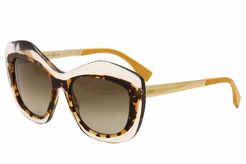 d2064263a6e Get Quotations · Fendi Women s Statement Sunglasses