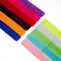 Management line magic tape flexible cable tie