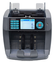 Special USD and Euro bill sorting and bill counting machine