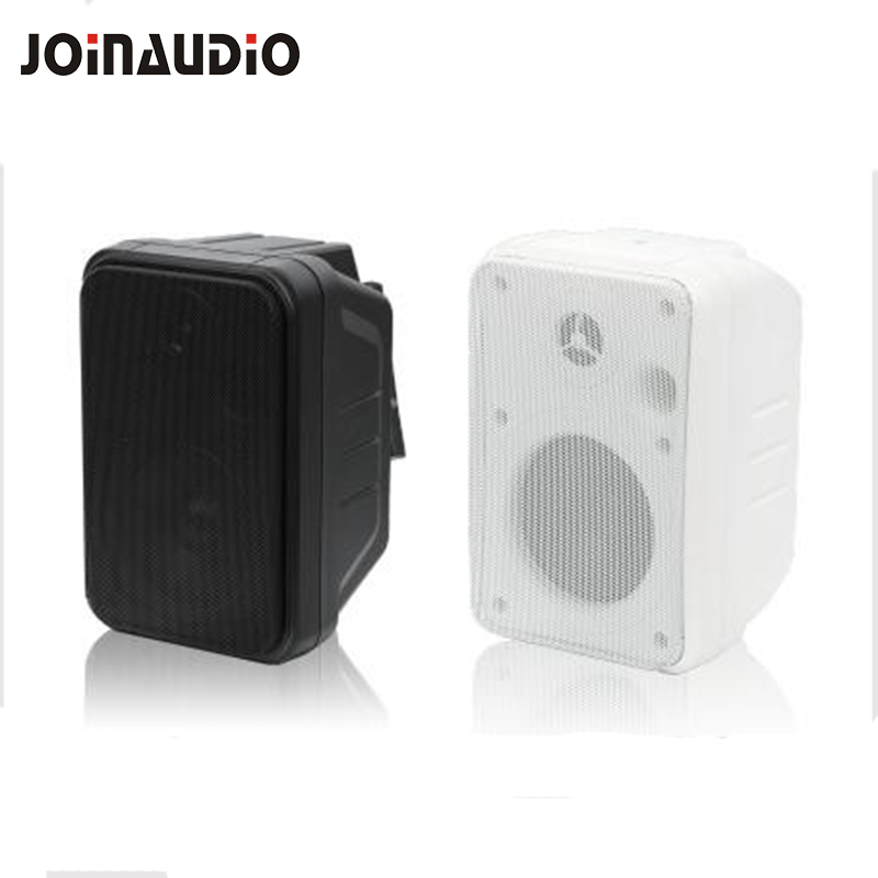 Indoor/outdoor PA 2-way wall mounted speaker on wall passive speaker box