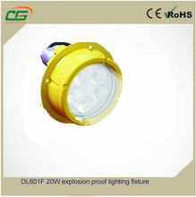 DL601F high power 20W led explosion proof lights