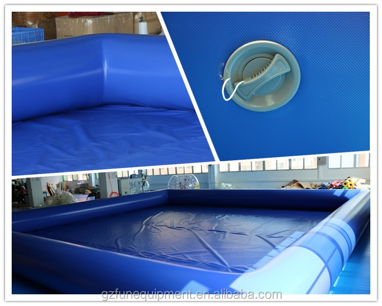 TOP quality inflatable water zorb ball track hamster ball race track