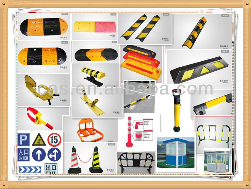 traffic road safety parking products equipment