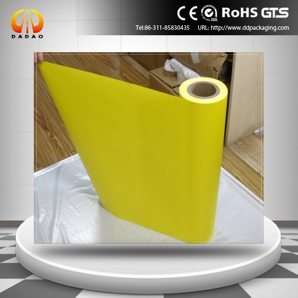 140 mic UV coating PP sythetic paper for advertising display