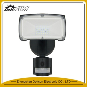 CE ROHS RED certificated security camera software free 18 Watt 120 Volt Led flood light