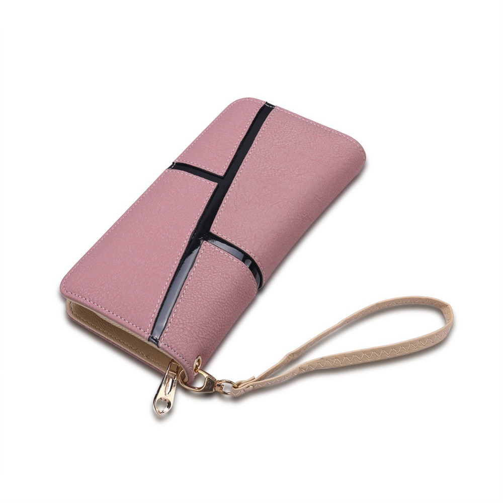 Wholesale New Style Fashion PU Leather Woman Wallet Hot sale baellerry wallet