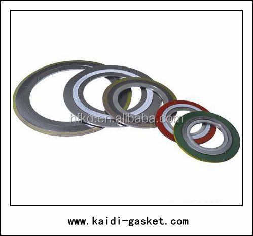Diesel engine exhaust pipe gasket oval ring joint gasket