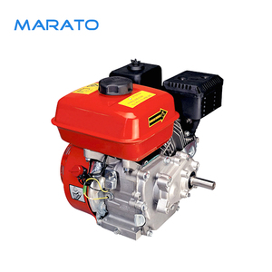7hp gasoline engine with clutch with 1/2 clutch reduction
