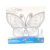 custom butterfly kids stretched diy canvas painting set for students