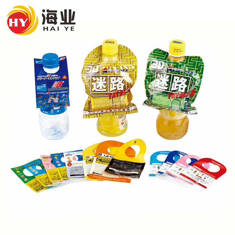 Competitive price OEM food grade packaging film colored plastic wrap with CE certificate