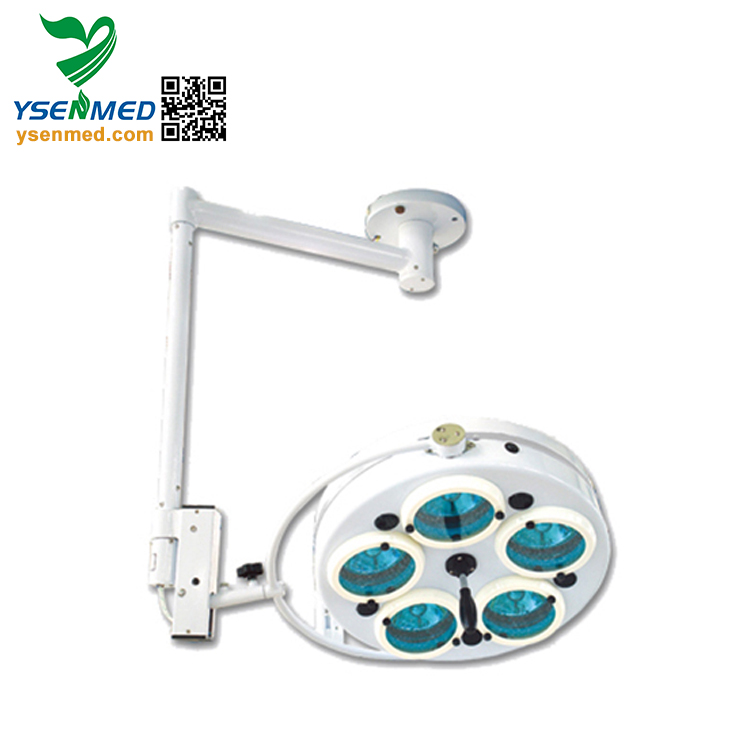 YSOT05L Cheapest Price Top Sale Suspended Medical Surgical Operating Lamp Hospital Ceiling Shadowless Operation Light