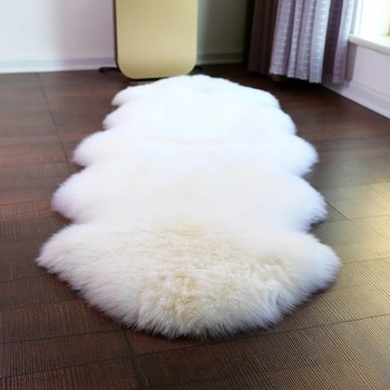 Washable Sheepskin Rug Area Ideas