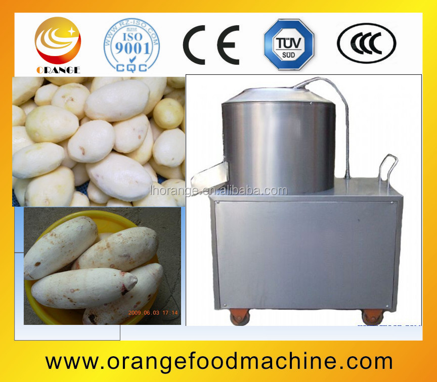 Brand new OR Series Stainless Steel sweet taro peeler machine
