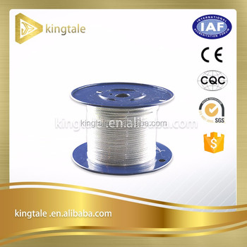 7x19 High Tensile Strength High Tensile Ropes Stainless Wire Rope ...