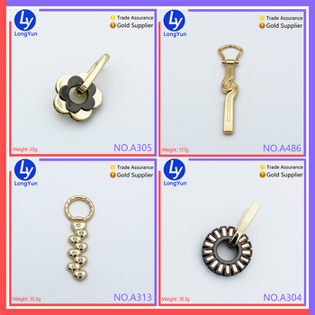 Decoration Bag Accessories Handle Ing For Lady Bags China Supplier Handbag Hardware Pop Style Metal