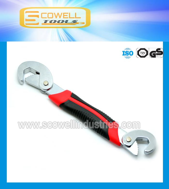 Quick Snap N Grip Magic wrenches and Snap and Grip Universal Spanner 9-22mm,23-32mm