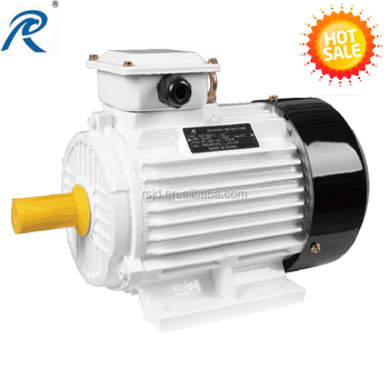 YE2 high efficiency three-phase asynchronous motor