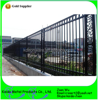 Wrought Iron Fence Design Cheap simple wrought iron fence design from china hebei view cheap simple wrought iron fence design from china hebei workwithnaturefo