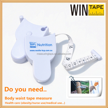 Hotsale fitness tracking advertising branded body tape measure