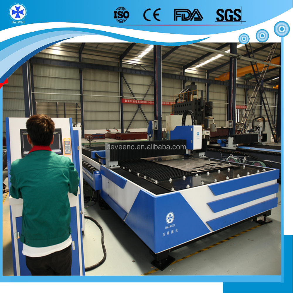 Chinese supply smooth 2mm round square metal pipe fiber laser cutting machine for Metal Sport Equipment