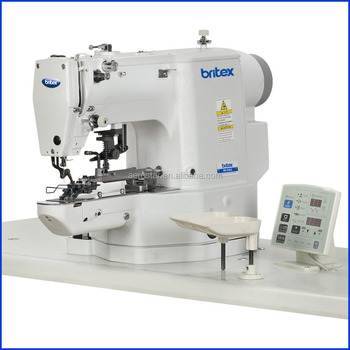 40g Direct Drive Lockstitch Electronic Button Attaching Machine Enchanting Button Sewing Machine Price
