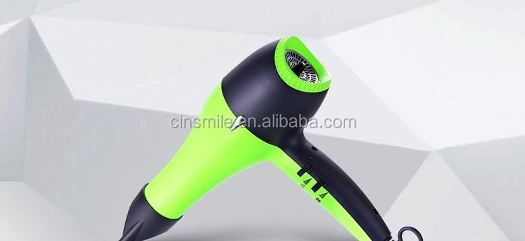 high temperature professional salon hair dryer with best price by Cinsmile JD-085