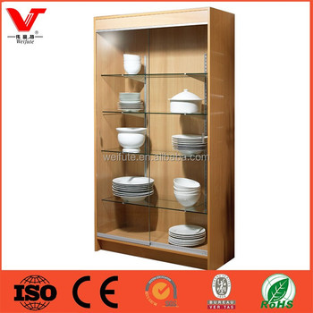 Wall Mount Toy Display Cabinet With Sliding Glass Door Buy Toy