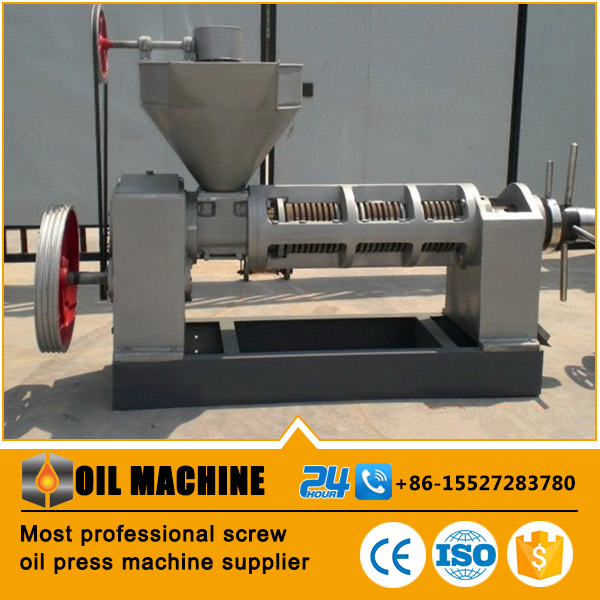 China lowest price for castor oil/essential oil/sunflower oil heat press machine mini oil press machine