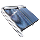 Best selling items single wing solar collector Pressure Heat Pipe Solar Thermal Collector