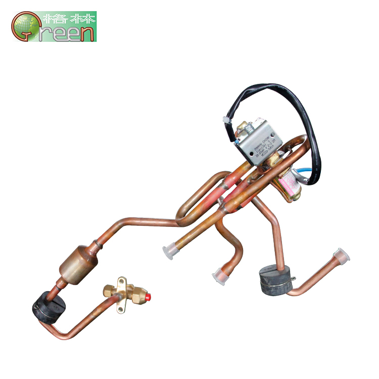 Applicable to Central Air Conditioner and Split Air Conditioner 4-Way Reversing Valve for Air Conditioner Parts