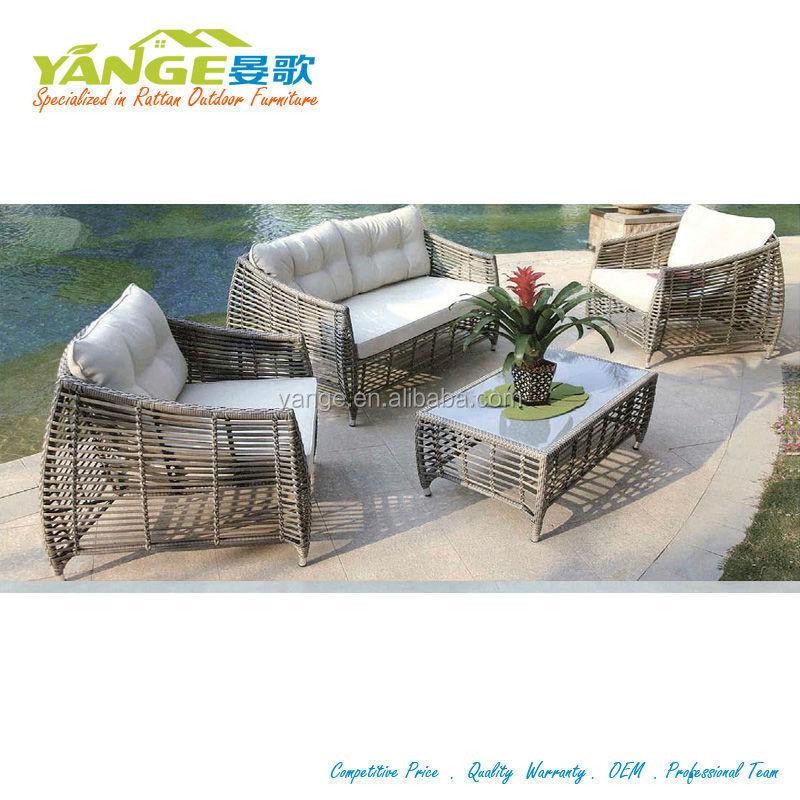 Sofas exterior baratos affordable hacer nuestros muebles for Conjunto rattan sintetico barato