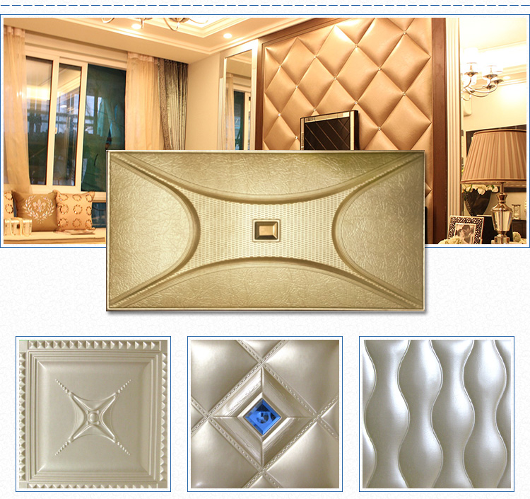 Top Sale Home Waterproof Polyurethane Decorative Art Deco Wall ...