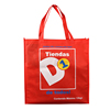 High quality customized shopping bag, non woven handle bag