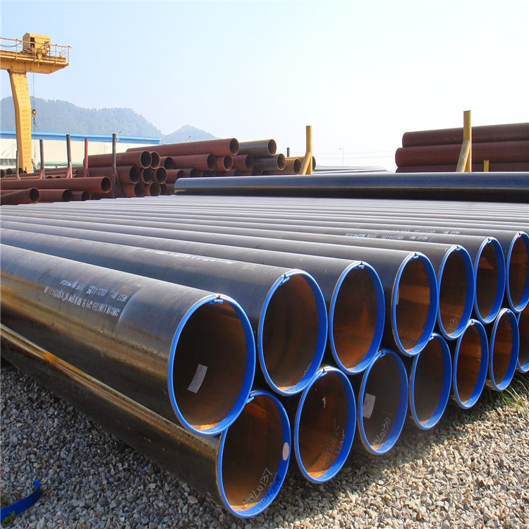 Low carbon mild steel API 5L X70 ERW Welded Steel Pipe Electric Resistance Welded pipe for strucure