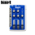 Taiwan Maker hart Just Mixer Stereo Audio Blue with AVL606 Headset Microphone Mixer Audio