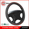 2017 NEW ARRIVAL UNIVERSAL HEATED PVC PU CAR STEERING WHEEL COVER WITH CHEAP PRICE