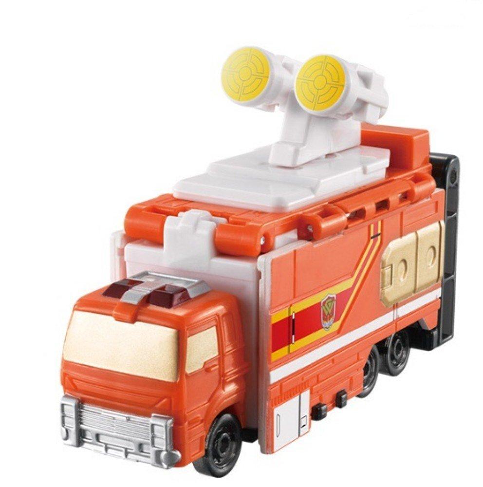 VooV (Boob) Change! Fire Medic