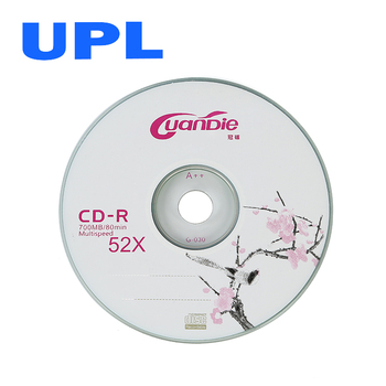 Popular 2018 blank disc cd r 52X with Good Services