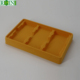 Disposable plastic medical pill ampoules blister packs flocking tray