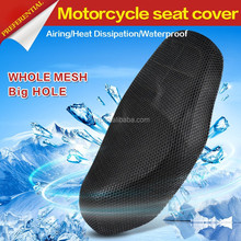 China factory Wholesale mesh 3D seat cover motorcycle accessories
