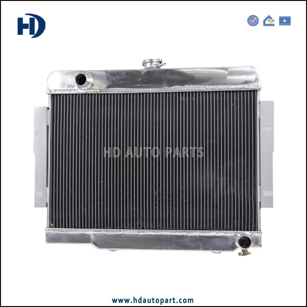 radiador de aluminio para Jeep CJ CJ5 CJ7 V8 1972-1986-Enfriado y ...