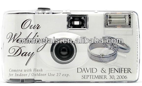 appareil photo de mariage - Appareil Photo Jetable Mariage Pas Cher