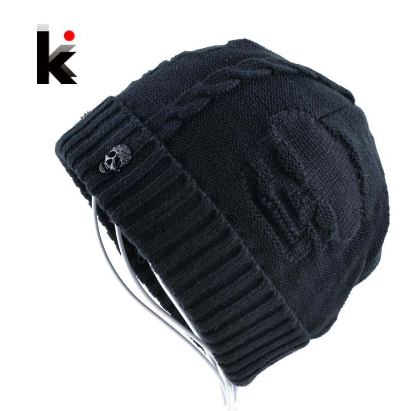 Knitted Stocking Caps 90