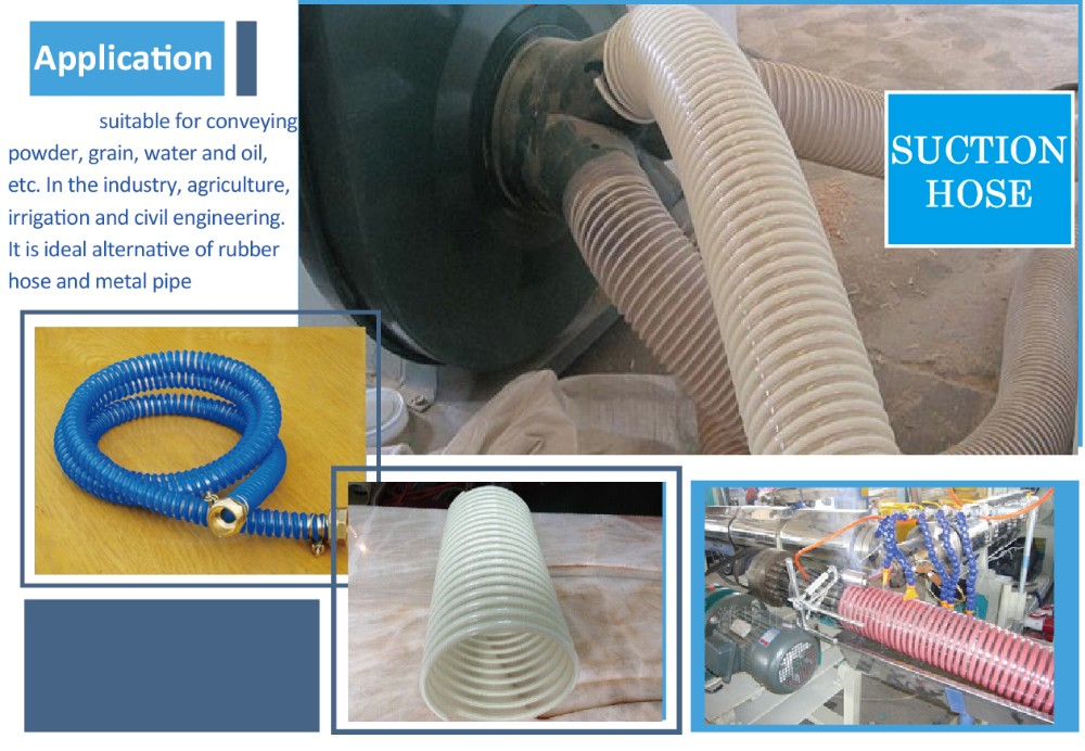2 inch diameter pvc corrugated yellow drain pipe