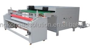 Uv Liquid Laminator 1 58m Wide High Speed Till 10meters