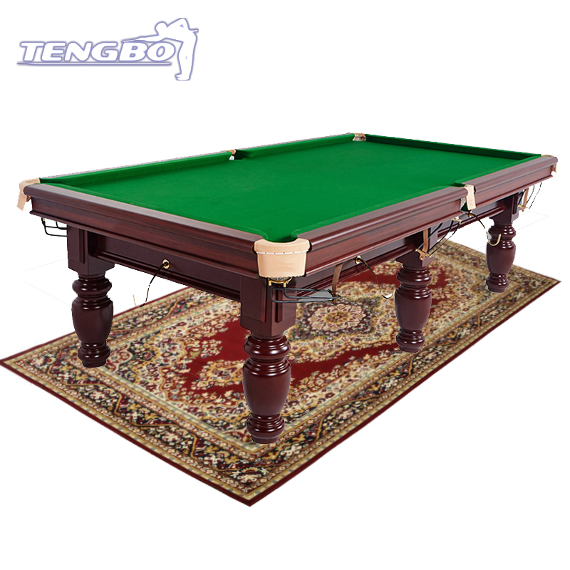 Chinese Billiards 8 Ball Pool Game 9ft Snooker Table Price - Buy