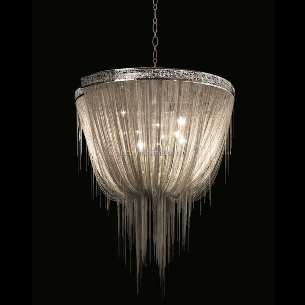 Modern Italian Decorative Lighting Chain Chandelier Light - Buy ...