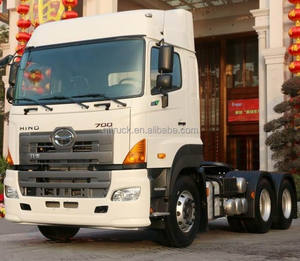 China Used Hino Trucks Manufacturers And Suppliers On Alibaba
