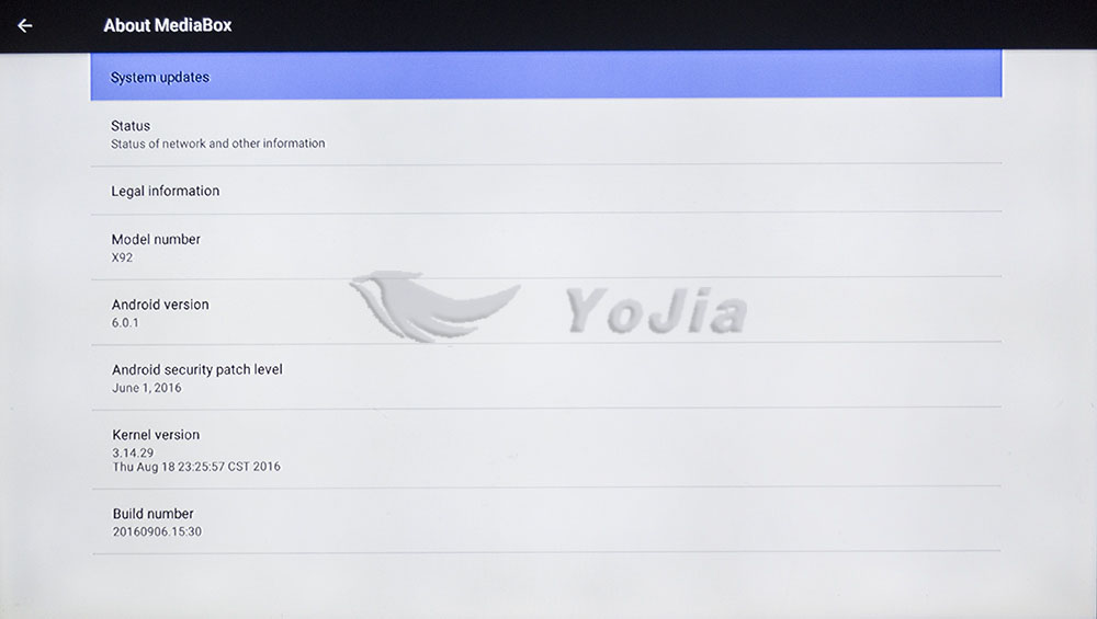 3GB 16GB 3GB/32GB X92 Amlogic S912 Android 6 0 TV Box Octa Core Kodi