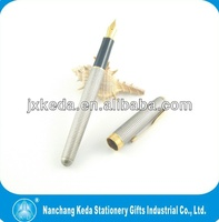 2014 business heavy pens fountain pen for promotion